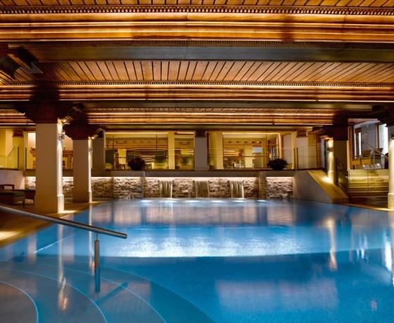 Hotel Les Airelles w Courchevel (Francja), oferta, biuro podróży