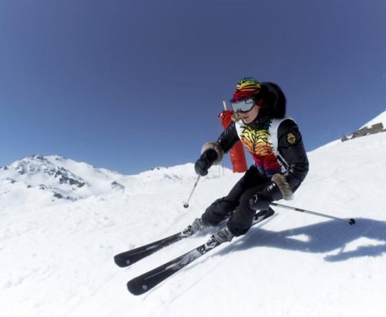 Trzy Doliny: narty w Val Thorens i Les Menuires