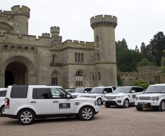 Land Rover - wyprawa po Anglii, oferta, biuro podróży