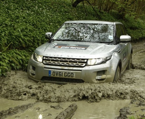 Wyprawa Land Roverem po Anglii