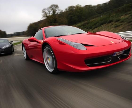 Ferrari tour