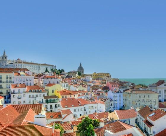 Lizbona - city break