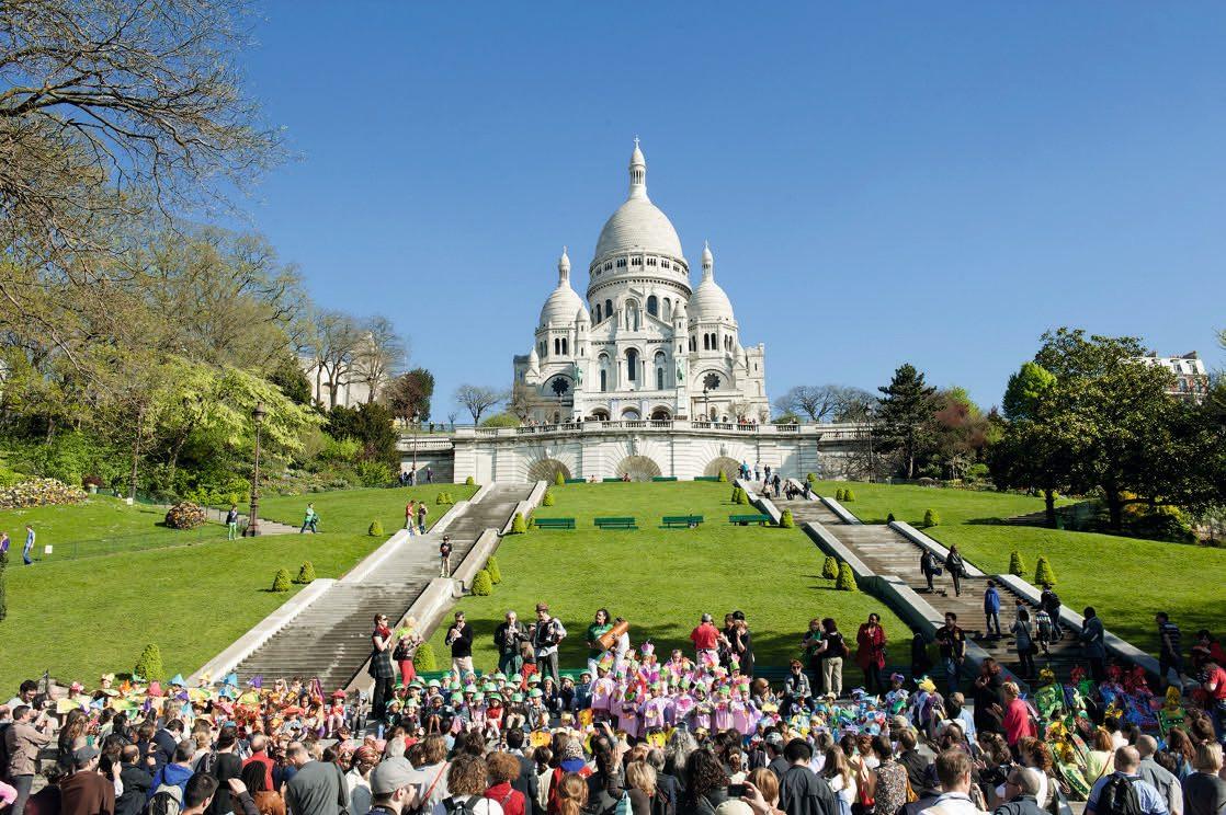 Paryż - zwiedzanie z polskim przewodnikiem, oferta