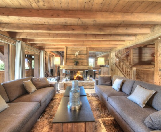 Dom Harmony w Alpach we Francji, idealny na narty!
