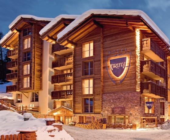 Hotel Firefly Superior, Zermatt, Szwajcaria