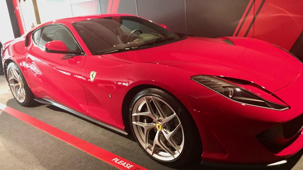 Wyjazd do fabryk Ferrari